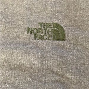 The North Face Sweaters - Grey north face crew neck